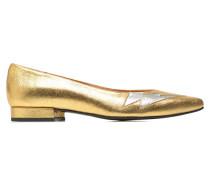 Ziggy Baby #1 Ballerinas in goldinbronze