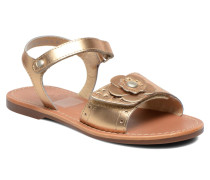 Verdiane Sandalen in goldinbronze