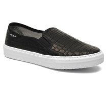 Slipon Grabada Sneaker in schwarz