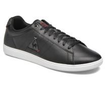 Courtcraft S Lea2 Tones Sneaker in schwarz