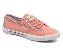 Aberlady Sneaker in orange