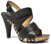 Farah 7 Sandal Sandalen in schwarz