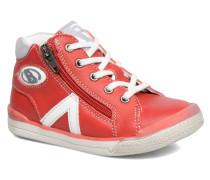 B3 Lacet Sneaker in rot
