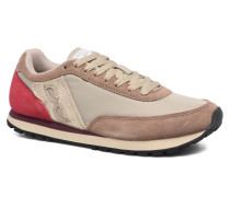 Runnings Sneaker in beige