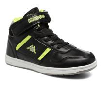 Draver Mid EV Sneaker in schwarz