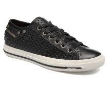 Exposure IV Low W Sneaker in schwarz