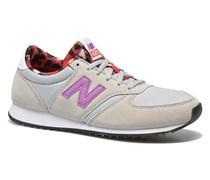 WL420 Sneaker in grau