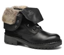 Jacky Revo Stiefeletten & Boots in schwarz