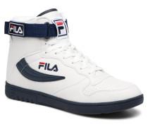 FX100 Mid Sneaker in weiß