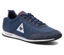 Racerone Nylon Sneaker in blau