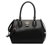 TAGUA Porté main Handtasche in schwarz
