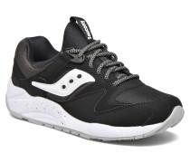 Grid 9000 Sneaker in schwarz