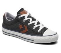 Star Player Denim Ox W Sneaker in grau