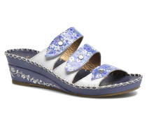 Vally Sandalen in blau
