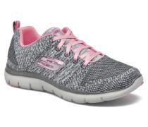 Flex Appeal 2.0High Sneaker in grau