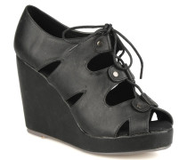Vinifred Sandalen in schwarz