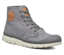 Pallabrique High LC Sneaker in grau