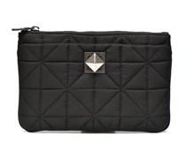 LE CLOU NYLON Trousse plate Portemonnaies & Clutches für Taschen in schwarz