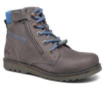 Halloa Stiefeletten & Boots in grau