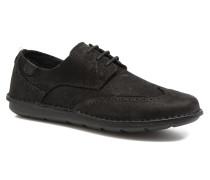 Yonkers Schnürschuhe in schwarz