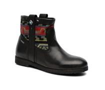 Redwest Stiefeletten & Boots in schwarz