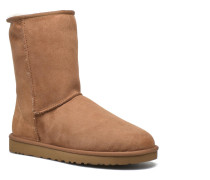 Classic Short Stiefeletten & Boots in braun