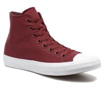 SALE 37%. Chuck Taylor All Star II Hi M Sneaker in weinrot