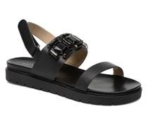 Pivoine Sandalen in schwarz
