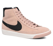 Wmns Blazer Mid Vntg Suede Sneaker in rosa