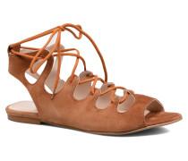 Gilize Sandalen in braun