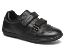 JR Bon J34E3B Sneaker in schwarz