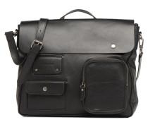 Salvador Laptoptasche in schwarz