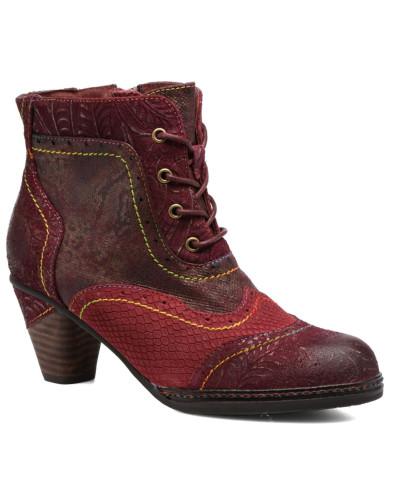 Alizee 30 Stiefeletten & Boots in weinrot