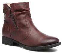 Tessa Stiefeletten & Boots in weinrot