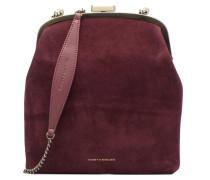 Crossbody Emma Handtaschen für Taschen in weinrot
