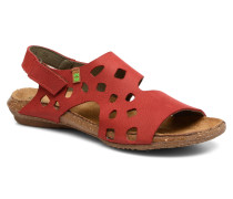Wakataua N5061 Sandalen in rot