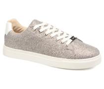 Suzy Glitter Sneaker in silber