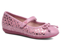 Glow Ballerinas in rosa