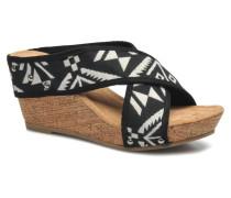 Lainey Sandalen in schwarz