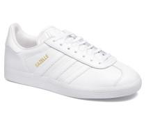 Gazelle W Sneaker in weiß