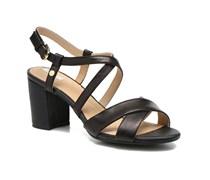 D NESA C D6285C Sandalen in schwarz