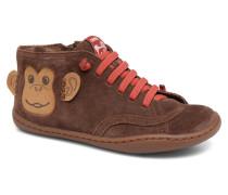 TWS Monkey Stiefeletten & Boots in braun
