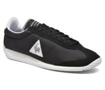 Quartz Nylon Sneaker in schwarz
