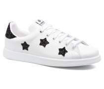 Deportivo Basket Aplicacion Sneaker in weiß