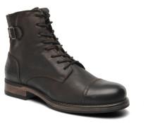 JJ Siti Leather Boot Prm Stiefeletten & Boots in braun