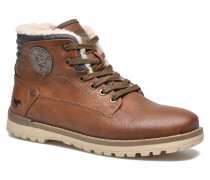 Legsar Stiefeletten & Boots in braun
