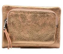 Portemonnaie Collector Ninon Portemonnaies & Clutches für Taschen in goldinbronze