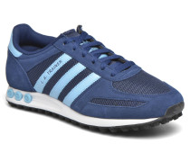 LA Trainer Sneaker in blau