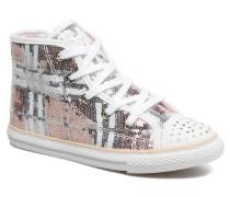 Elegancia Sneaker in silber