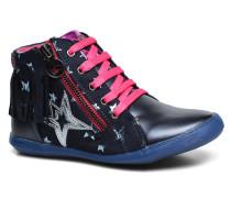 Clever Mid 3 Sneaker in blau